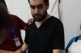 صورة القهر في غزة .. حين يفاجأ طبيب بجثة أخيه