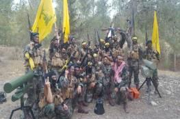 بالصور : عندما يمثل الجنود الحريديم دور عناصر حزب الله