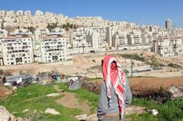 اسرائيل تخطط لبناء 75 وحدة استيطانية في بيت حنينا بالقدس المحتلة