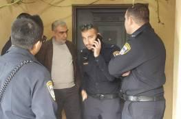 صور: الاحتلال يعتقل نائب رئيس الحركة الإسلامية في الداخل