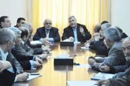القوى الوطنية والإسلامية: قطع الرئيس العلاقات مع اسرائيل خطوة ايجابية و تحذر الاحتلال