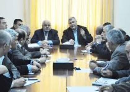 الفصائل ترحب بحل اللجنة الإدارية و تدعو الرئيس عباس لالتقاط مبادرة حماس