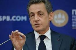 """اعتقال الرئيس الفرنسي السابق """"ساركوزي """""""