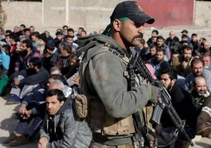 كردستان تسلم بغداد 277 داعشيا الى بغداد