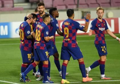 فيديو : ملخص أهداف مباراة برشلونة ونابولي في دوري أبطال أوروبا