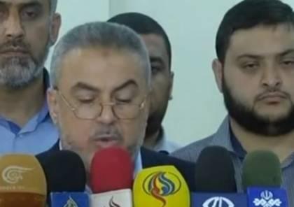 الفصائل الفلسطينية تعلن عن تشكيل غرفة عميات مشتركة لمتابعة أحداث الأقصى