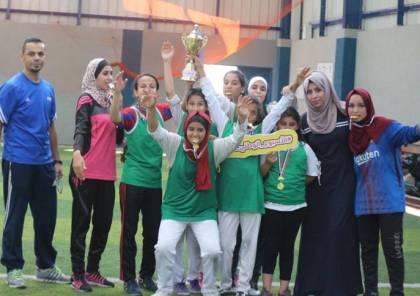 اتحاد الرياضة للجميع يختتم فعاليات اليوم الرياضي للفتيات