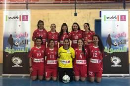المنتخب النسوي يشارك في بطولة ودية بالجزائر