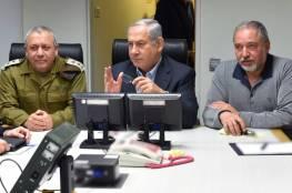 اجتماع عاجل للكابينت بعد تهديدات نتنياهو وليبرمان بتوجيه ضربة قاسية لحماس