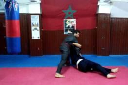 عسكريون إسرائيليون يقدمون تدريبات بفنون القتال في المغرب