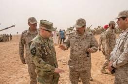 انطلاق مناورات عسكرية سعودية أمريكية