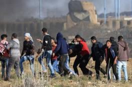 إصابة برصاص الاحتلال قرب السياج الفاصل شرق رفح جنوب القطاع