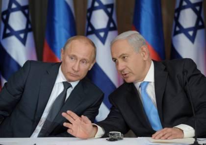 روسيا لإسرائيل : تجنبوا مهاجمة سوريا خلال مباريات المونديال