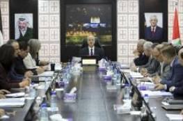 مجلس الوزراء يؤكد دعمه الكامل لخطاب الرئيس في القمة العربية
