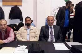 الاتحاد الفلسطيني للكاراتيه يختتم بطولة القائد ياسر عرفات للفئات العمرية