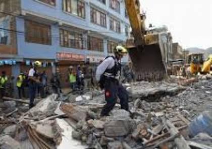 90 قتيلا حصيلة الزلزال المدمر الذي ضرب المكسيك الخميس الماضي