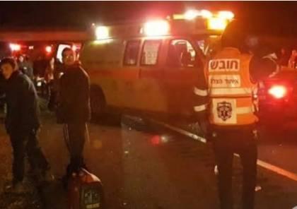 فيديو.. 3 قتلى بينهم فلسطيني في حادث سير شمال الضفة