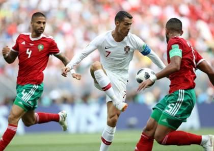 رونالدو معجب بمنتخب المغرب.. ماذا قال عنه؟