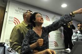 بالفيديو: طرد حنين زعبي من الكنيست الإسرائيلي