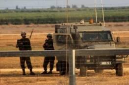 اعتقال شاب فلسطيني اجتاز الحدود شمال غزة