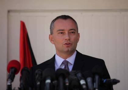 ميلادينوف : غزة على حافة الهاوية و يطرح خطة لانقاذ القطاع
