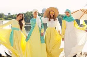 الموضة الإسلامية