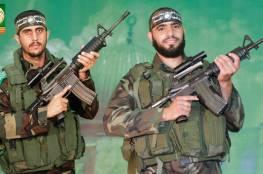 القسام ينعى الشهيدين الحواجري وأبو سويرح خلال تأديتهما الواجب الوطني