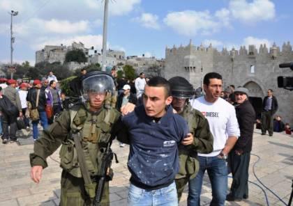 الاحتلال يستأنف على قرار الإفراج عن 13 مقدسيًا