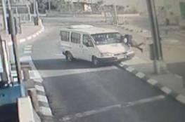 بالفيديو: استشهاد منفذ عملية الدهس والطعن شرق القدس