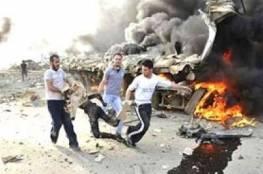 الجيش السوري يكثف قصفه لدرعا وميستورا يحذر من احتدام المعارك
