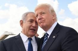 """ترامب يبدو """"مستاءً"""" من الإنتخابات الإسرائيلية الجديدة :""""لست سعيدا """""""
