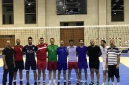 """بعثة فلسطين تنتظر التأشيرات للمشاركة في البطولة العربية """"للطائرة"""""""