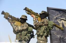 الجيش الإسرائيلي يزعم : سوريا وإيران من أمر الجهاد الإسلامي بإطلاق الصواريخ