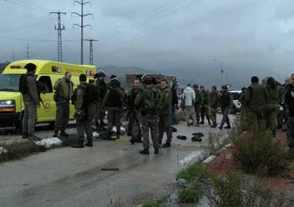 الاحتلال يزعم احباط محاولة طعن على حاجز زعترة جنوب نابلس