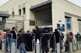 الاحتلال يفرر الافراج عن موظفي الأقصى الأربعة