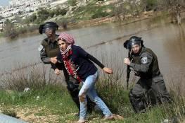 اعتقال شابة فلسطينية بزعم محاولتها تنفيذ عملية طعن في مفرق غوش عتصيون