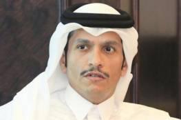وزير الخارجية القطري يقول إن تصريحاته بخصوص سحب السفراء أُخرجت عن سياقها