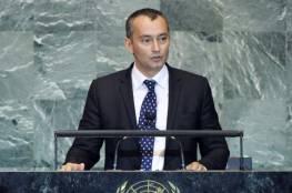 ميلادينوف يصل القاهرة لإجراء محادثات مع المسؤولين المصريين بشأن غزة و المصالحة