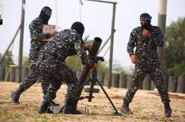 فيديو: ألوية الناصر صلاح الدين تنشر فيديو لقصف المواقع العسكرية الاسرائيلية