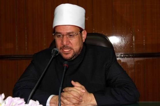 """وزير الاوقاف المصري : اعلان ترامب القدس عاصمة إسرائيل """"بداية نهضة الأمة"""""""