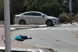 بالصور.. إصابة شاب بجراح خطيرة بزعم تنفيذه عملية طعن قرب ميشور أدوميم