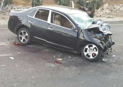 الخليل: مصرع 4 مواطنين بينهم أجنبي يعمل في الاتحاد الاوروبي بحادث صباح اليوم