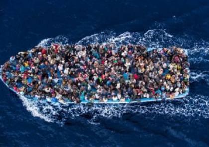 حرس السواحل الليبى: إنقاذ 282 مهاجرا غير شرعى بينهم فلسطينيون