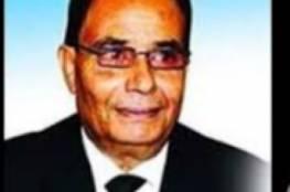 وفاة الفنان محمد سعدي  زيارة في غزة