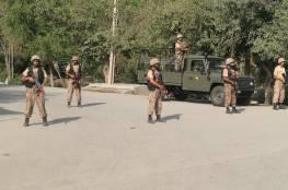 مقتل 4 جنود باكستانيين فى قصف للقوات الهندية