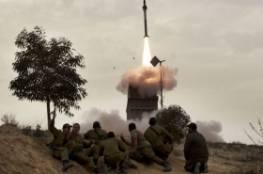 """جيش الاحتلال ينشر """"القبة الحديدية"""" استعدادا للتصعيد على جبهة غزة"""