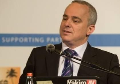 وزير اسرائيلي : اسقاط حماس من الخيارات المطروحة ونقترب من هذا الخيار
