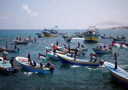 الاحتلال يسمح بالصيد في بحر شمال القطاع