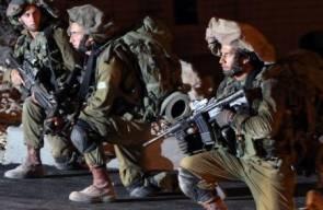 استنفار جيش الاحتلال في الضفة