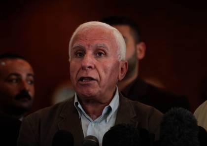 """""""للأسف الأمور لم تسر كما كانت البداية"""".. الأحمد لـ""""حماس"""": أرسلوا ردكم بشأن المصالحة والانتخابات!"""